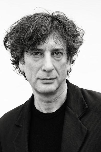 Neil Gaiman by Beowulf Sheehan