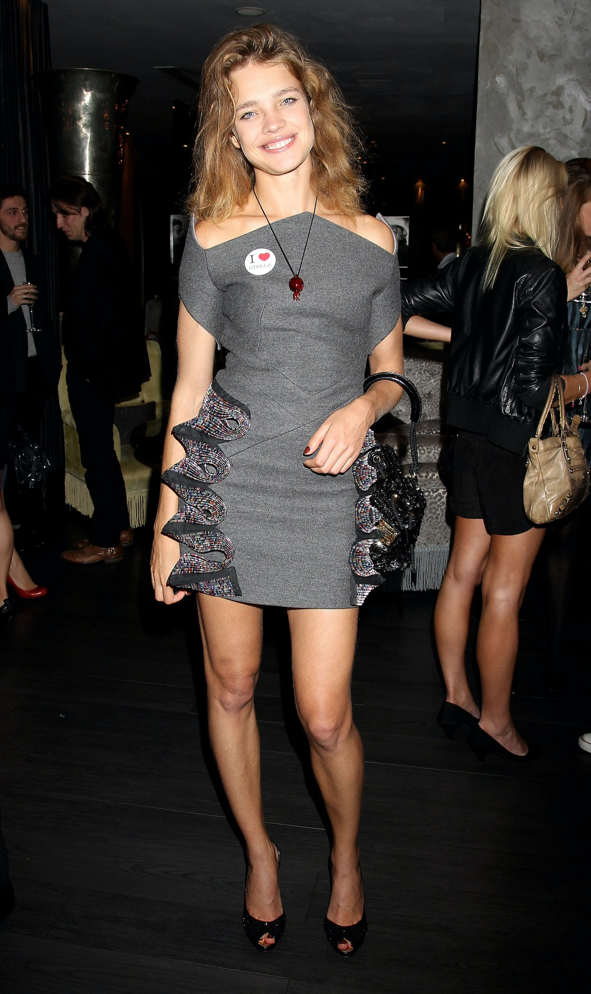 Fashion's Night Out: Natalia Vodianova Hosts Naked Heart Cocktail Party