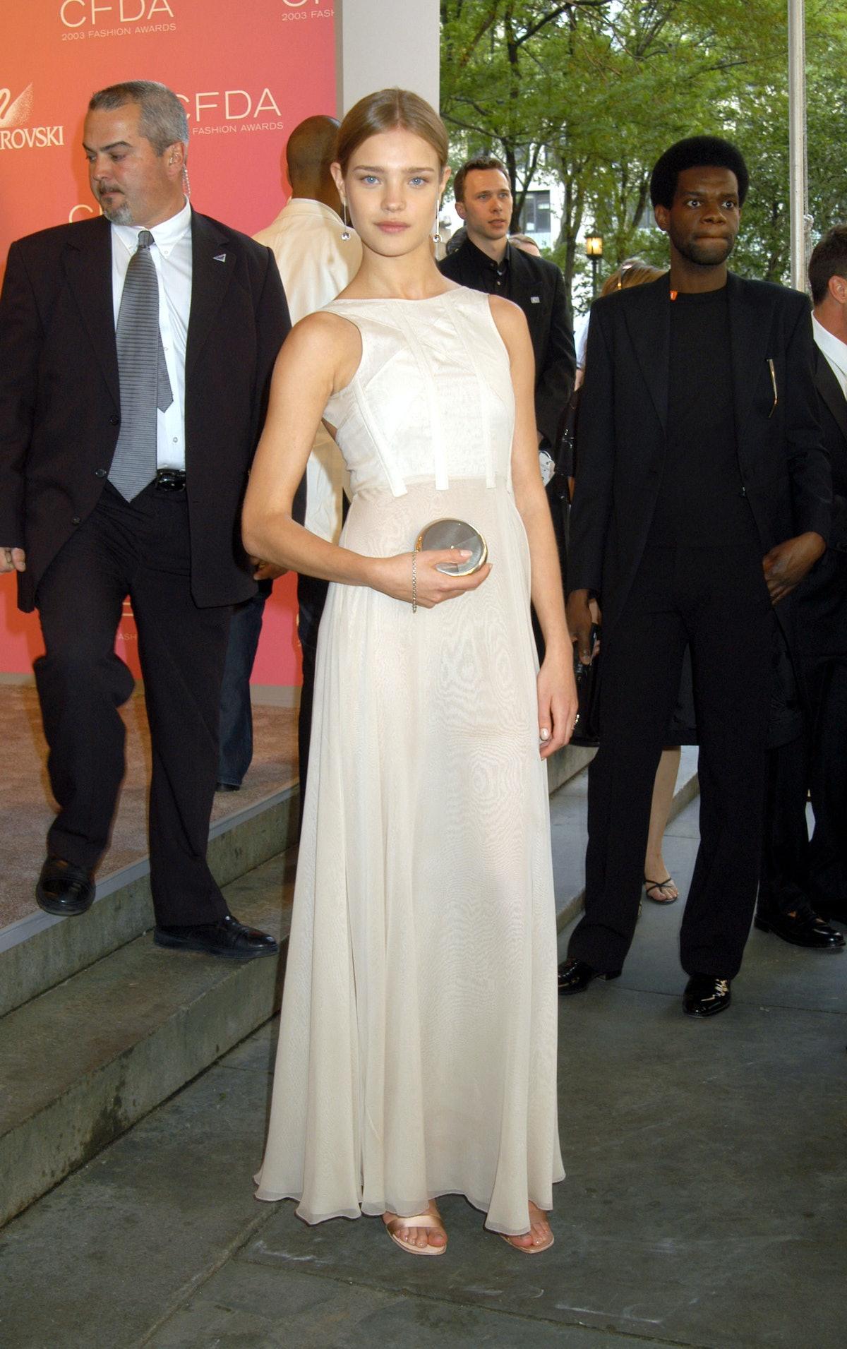 The 2003 CFDA Fashion Awards - Arrivals