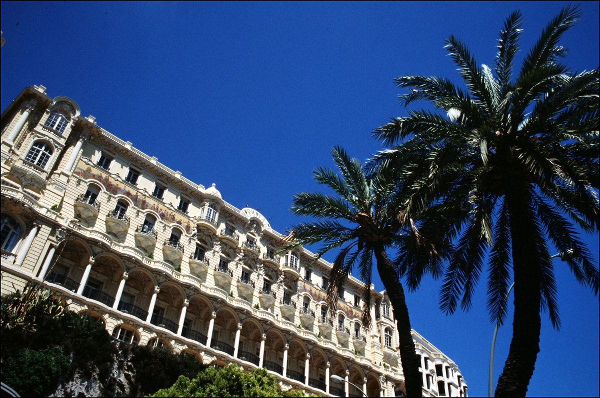 Principality Of Monaco On June, 1989,In Monaco,Monaco