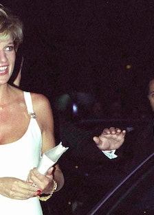 Diana Italy Versace Dress
