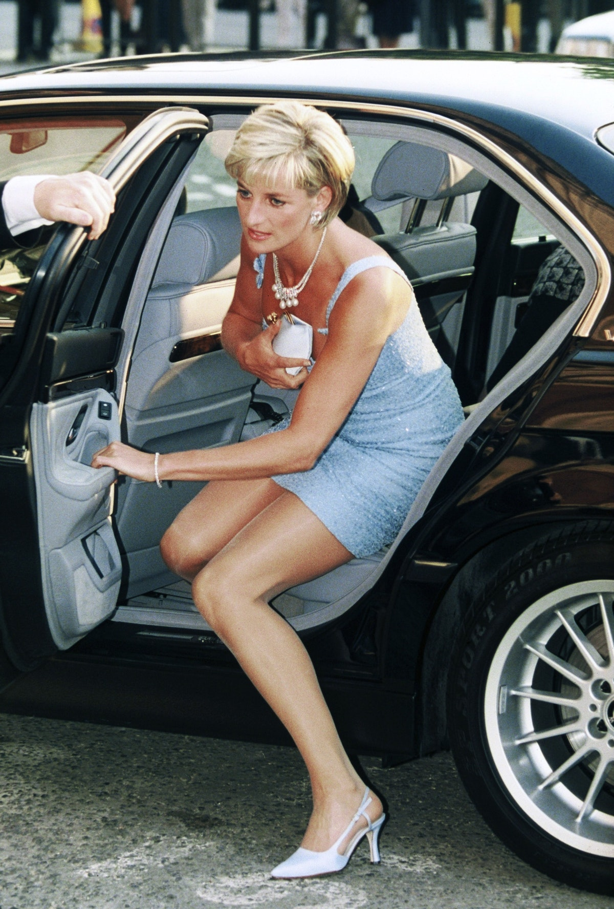 In memory of Diana, Princess of Wales, who was killed in an automobile accident in Paris, France on ...
