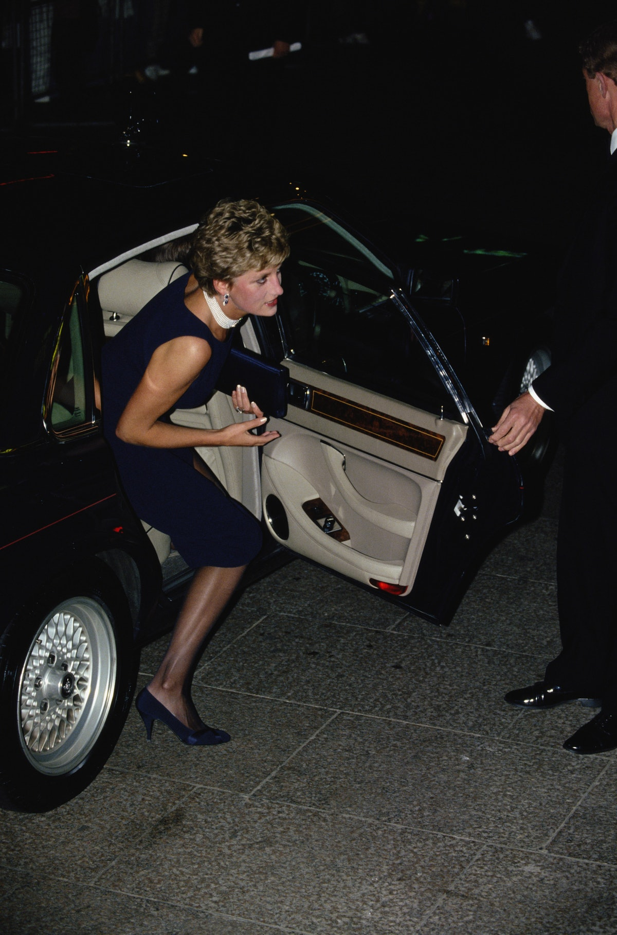 Diana's Arrival