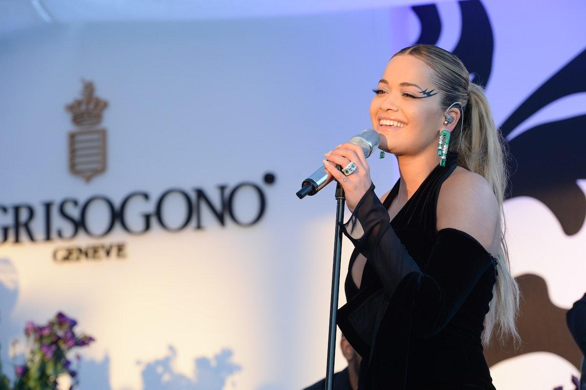 de GRISOGONO Private Concert : with Rita Ora