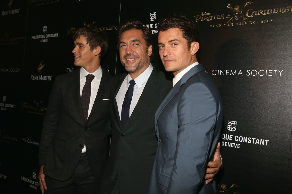 """The Cinema Society with Remy Martin & Frederique Constant host a screening of """"Pirates of the Caribbean: Dead Men Tell No Tales"""""""