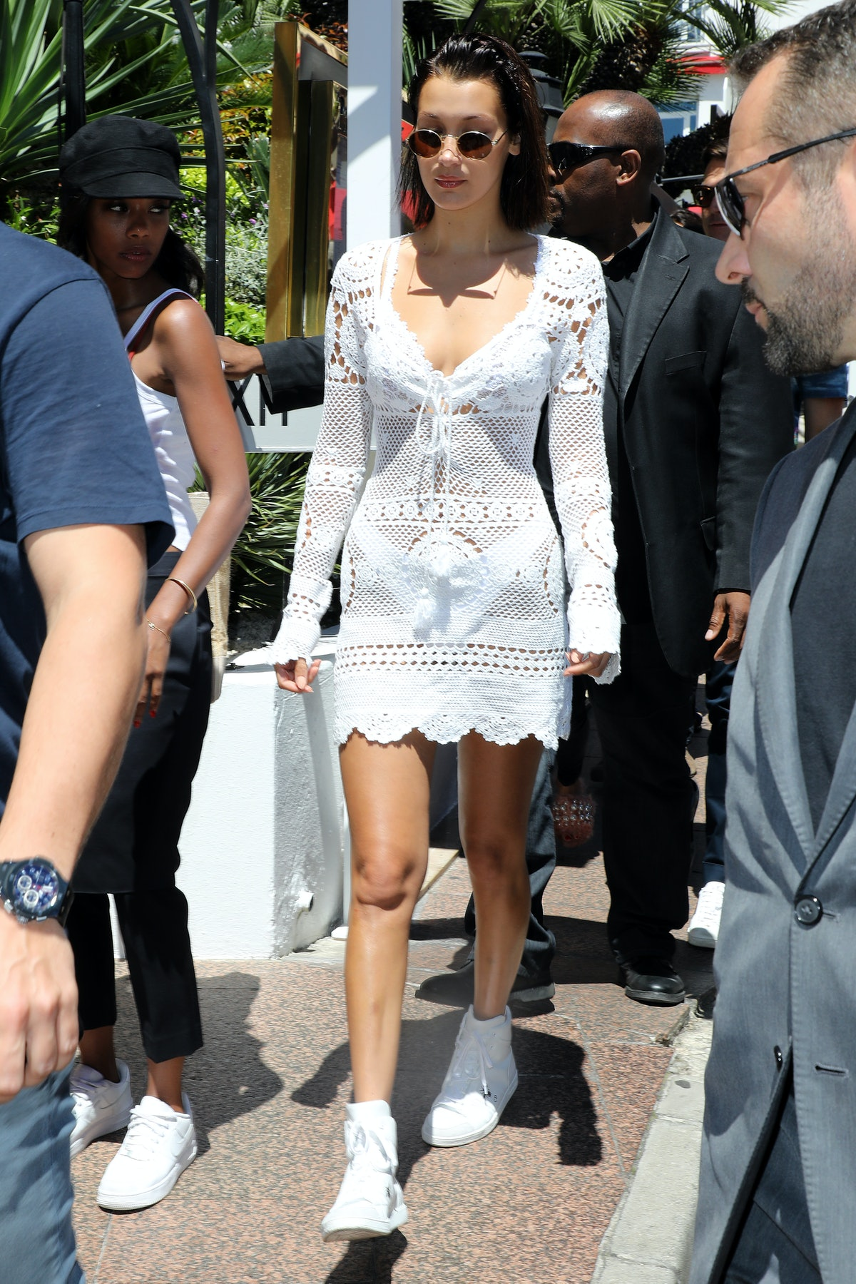 Day 4 Celebrity Sightings - The 70th Annual Cannes Film Festival