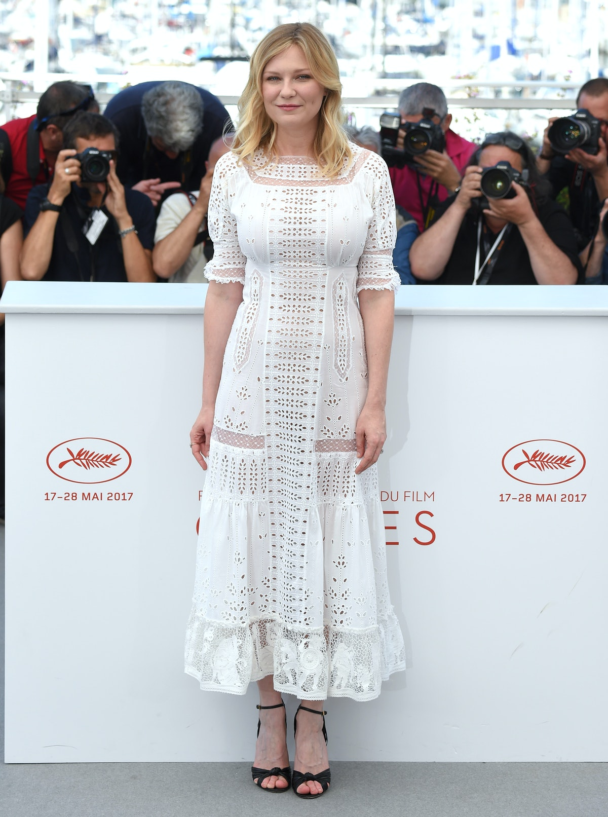 """""""The Beguiled"""" Photocall - The 70th Annual Cannes Film Festival"""