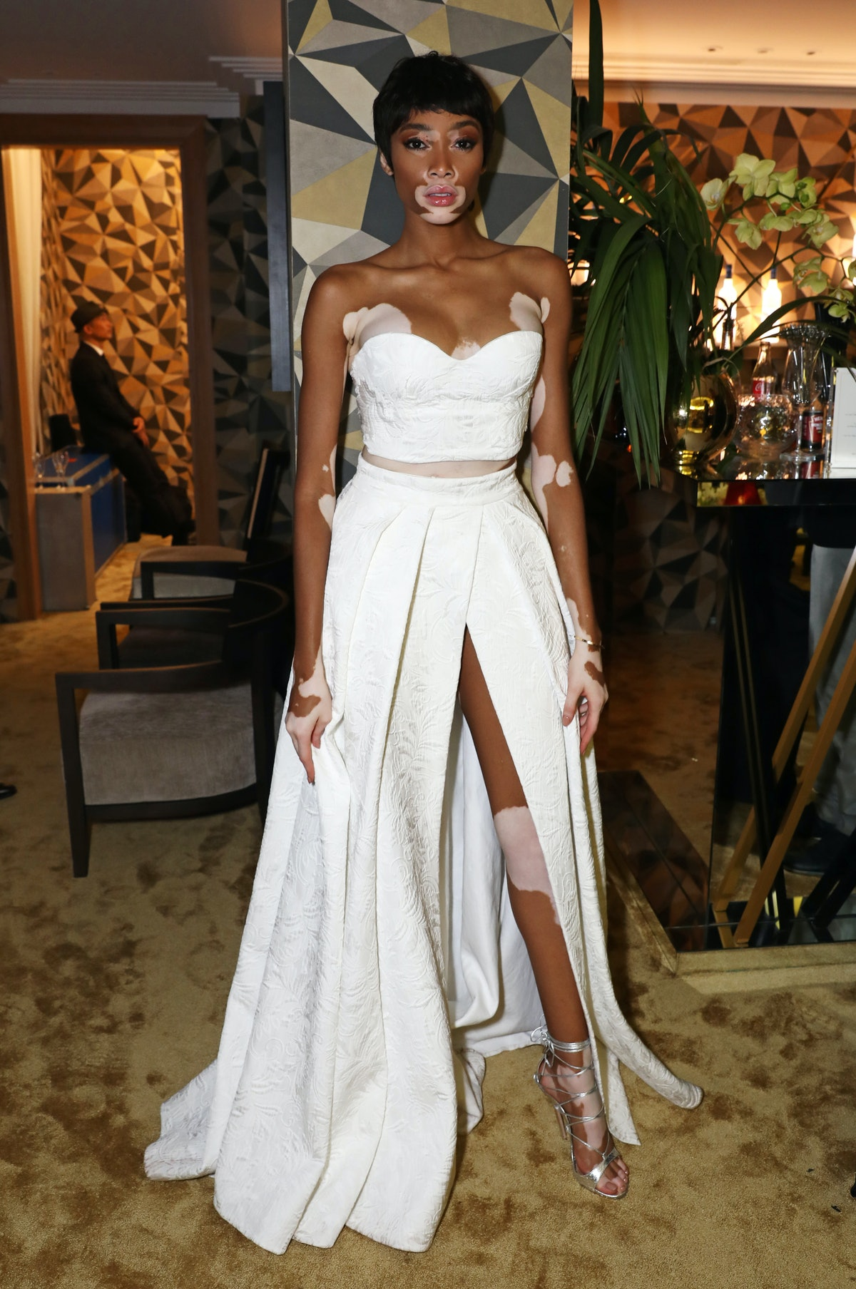 Chopard and Annabel's Host The Gentleman's Evening At The Hotel Martinez - 70th Cannes Film Festival