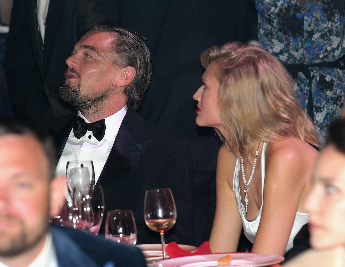 تونی گرن و لئوناردو دی کاپریو