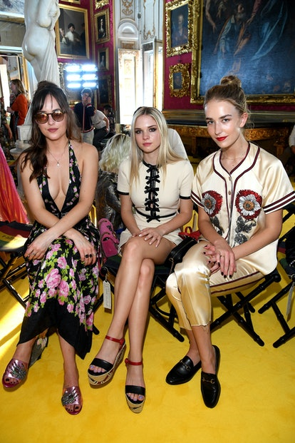 Gucci Cruise 2018 - Front Row