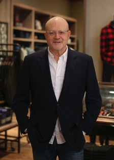 "J. Crew Group Inc. Chief Executive Officer Millard ""Mickey"" S. Drexler Speaks At Regent Street Store..."