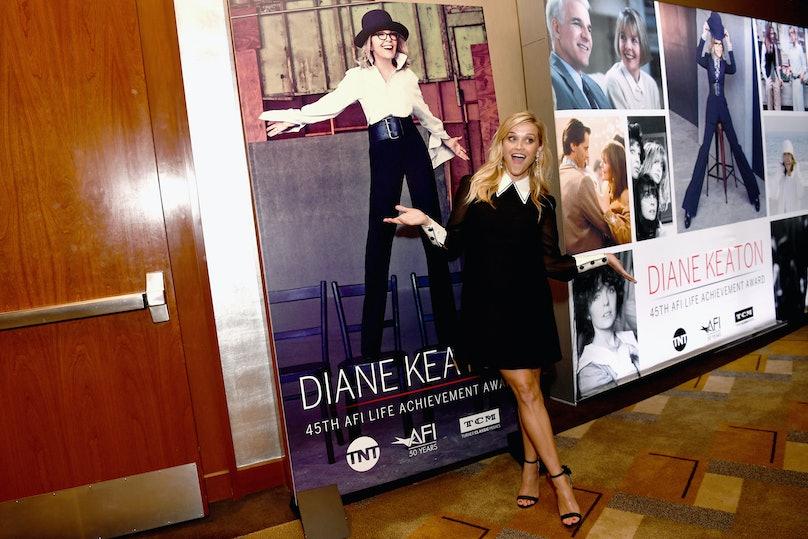 American Film Institute's 45th Life Achievement Award Gala Tribute to Diane Keaton - Reception