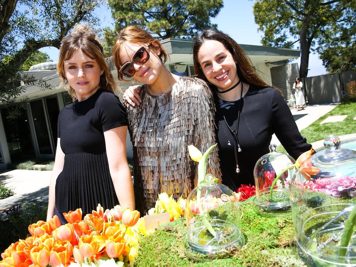 Ferragamo celebrates the Daniela Villegas for Salvatore Ferragamo: capsule collection hosted by Daniela Villegas, Eric Buterbaugh and Erica Pelosini