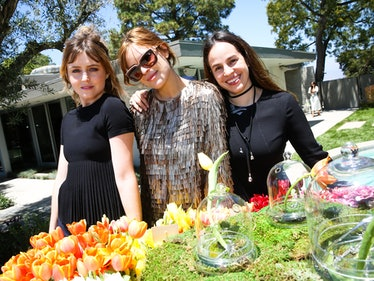 Ferragamo celebrates the Daniela Villegas for Salvatore Ferragamo: capsule collection hosted by Dani...