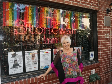 The Stonewall Inn Gives Back Initiative Launch
