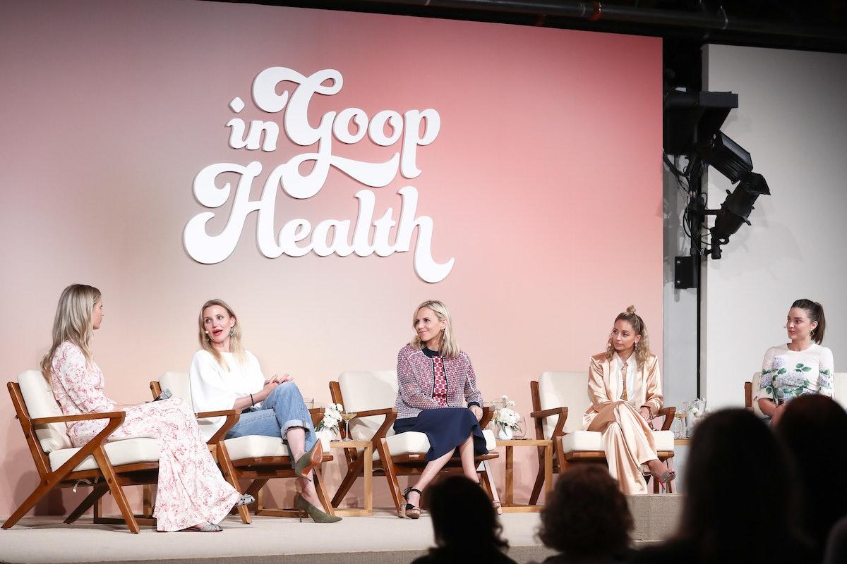 """goop Hosts: """"In goop Health"""""""