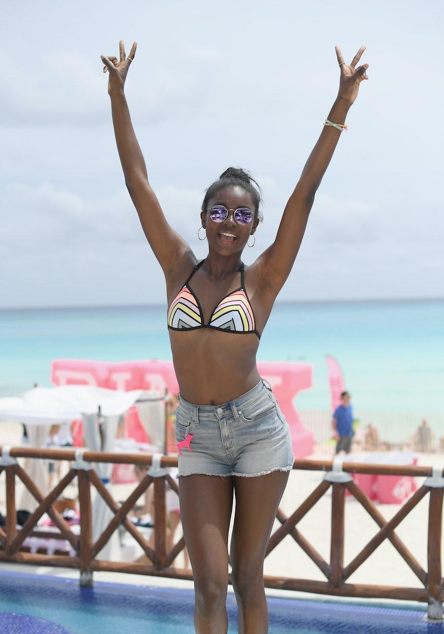Victoria's Secret PINK Nation Hosts Spring Break Bash In Cancun, Mexico
