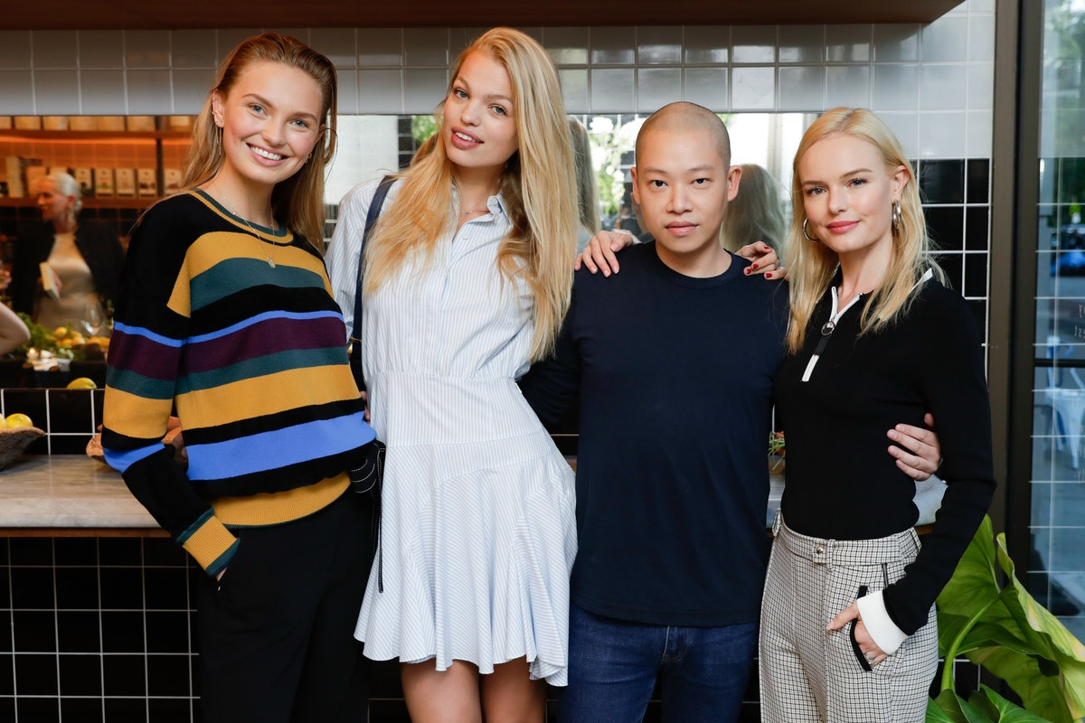 GRAY Jason Wu dinner : with Kate Bosworth