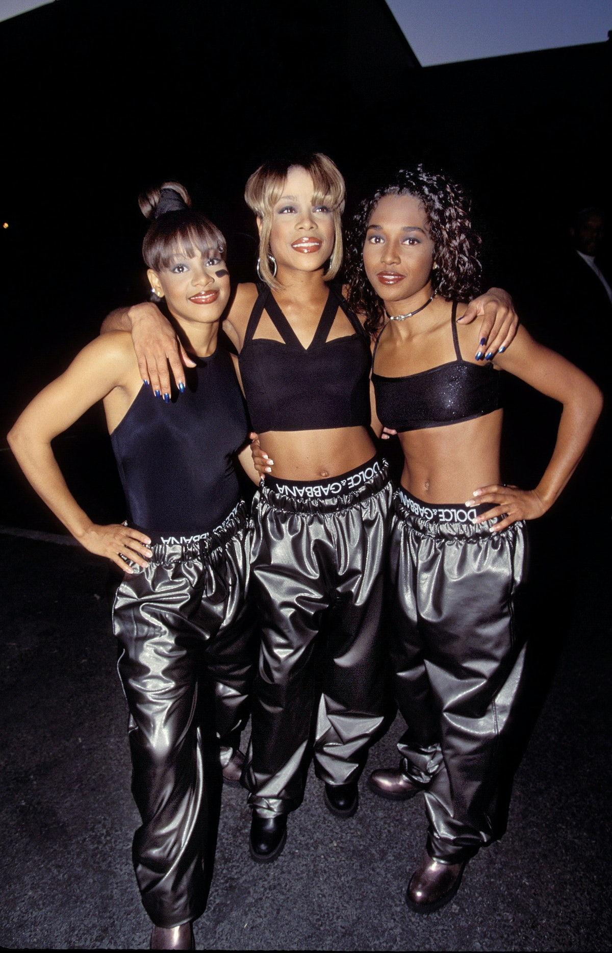 """Lisa  """"Left Eye"""" Lopes of TLC Killed in Car Accident in Honduras - File Photos"""