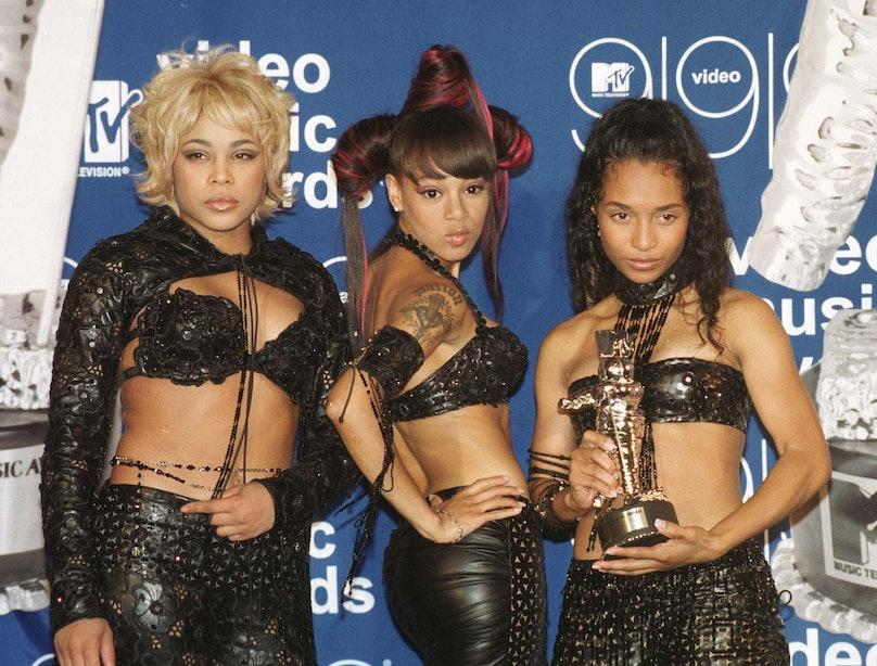 TLC Accept MTV Award
