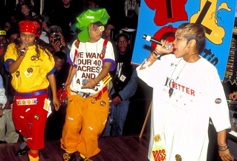 TLC in Concert - 11-1-1993