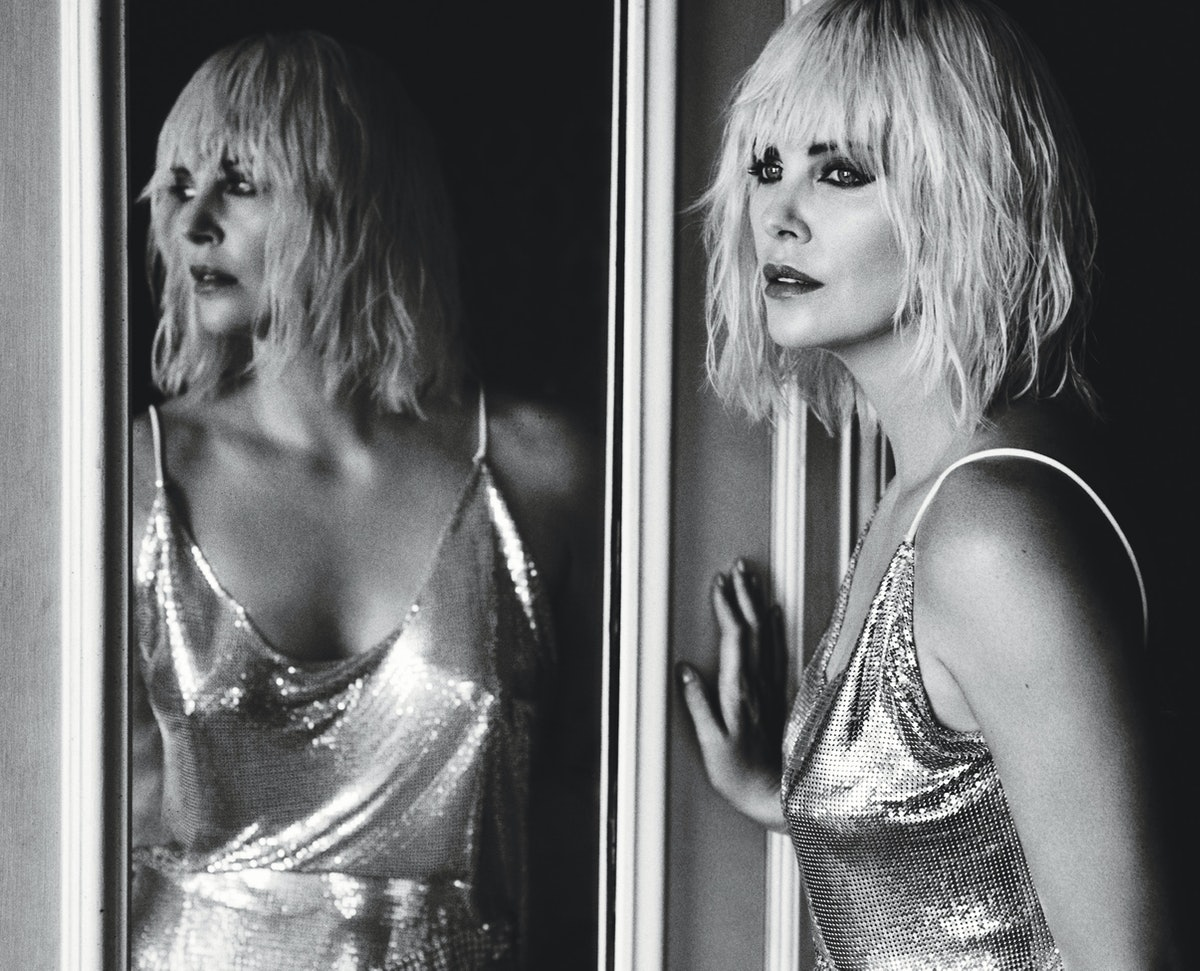 Charlize Theron - August 2017
