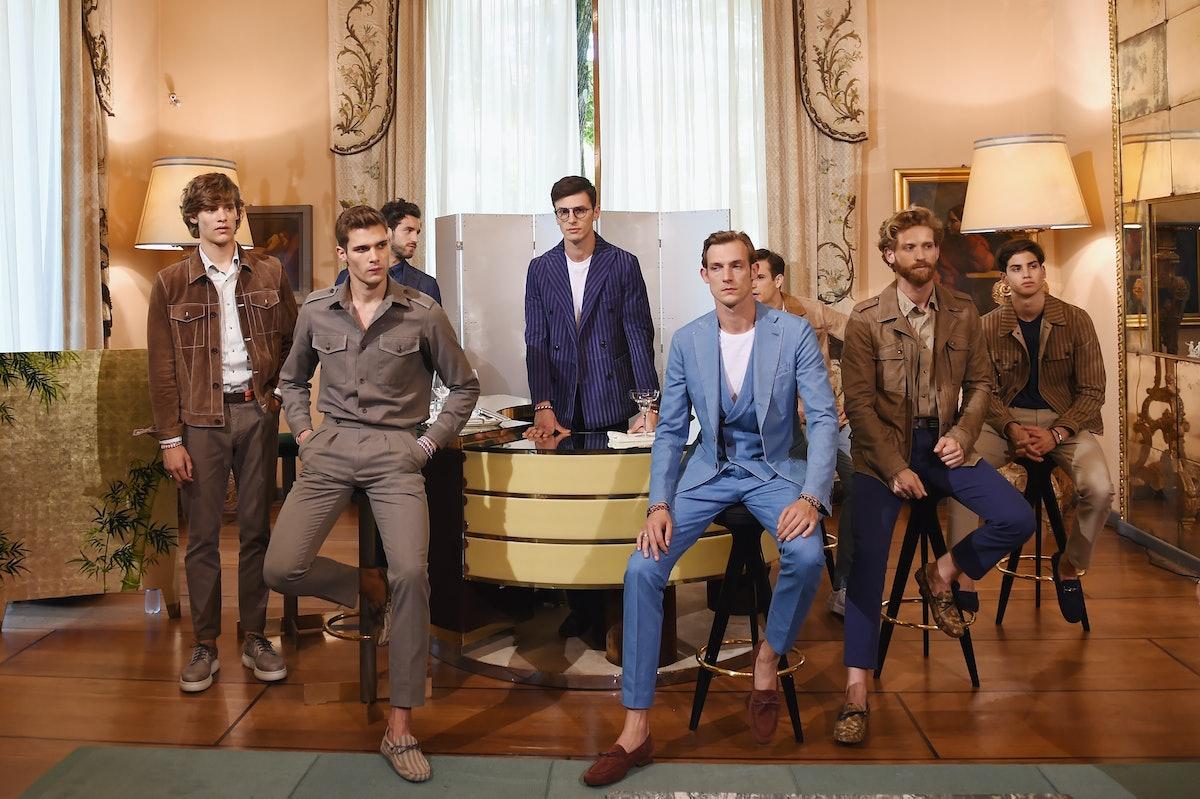Tod's Presentation - Milan Men's Fashion Week Spring/Summer 2018