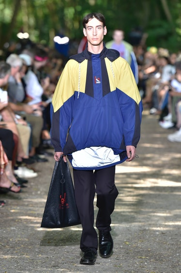 Balenciaga - Mens Spring 2018 Runway - Paris Menswear Fashion Week