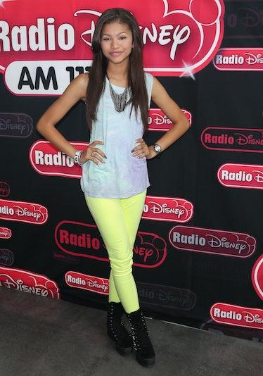 Disney Channel-era Zendaya