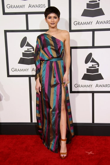 Zendaya at Grammys