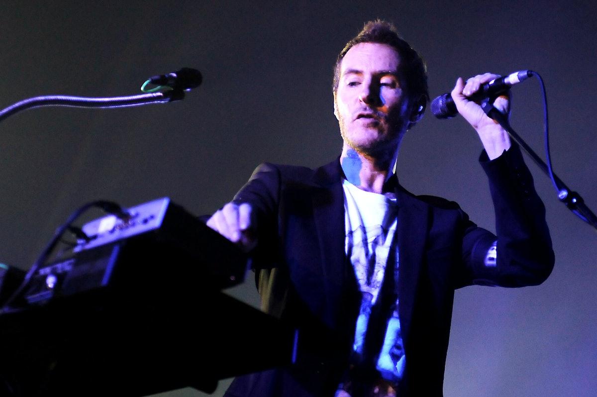 Massive Attack In Concert At Palasharp