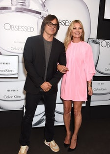 Kate Moss & Mario Sorrenti Launch The OBSESSED Calvin Klein Fragrance
