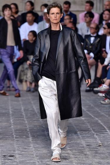 Berluti : Runway - Paris Fashion Week - Menswear Spring/Summer 2018