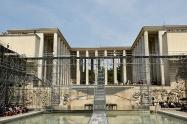 Rick Owens : Runway - Paris Fashion Week - Menswear Spring/Summer 2018