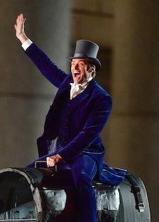 Greatest Showman Hugh