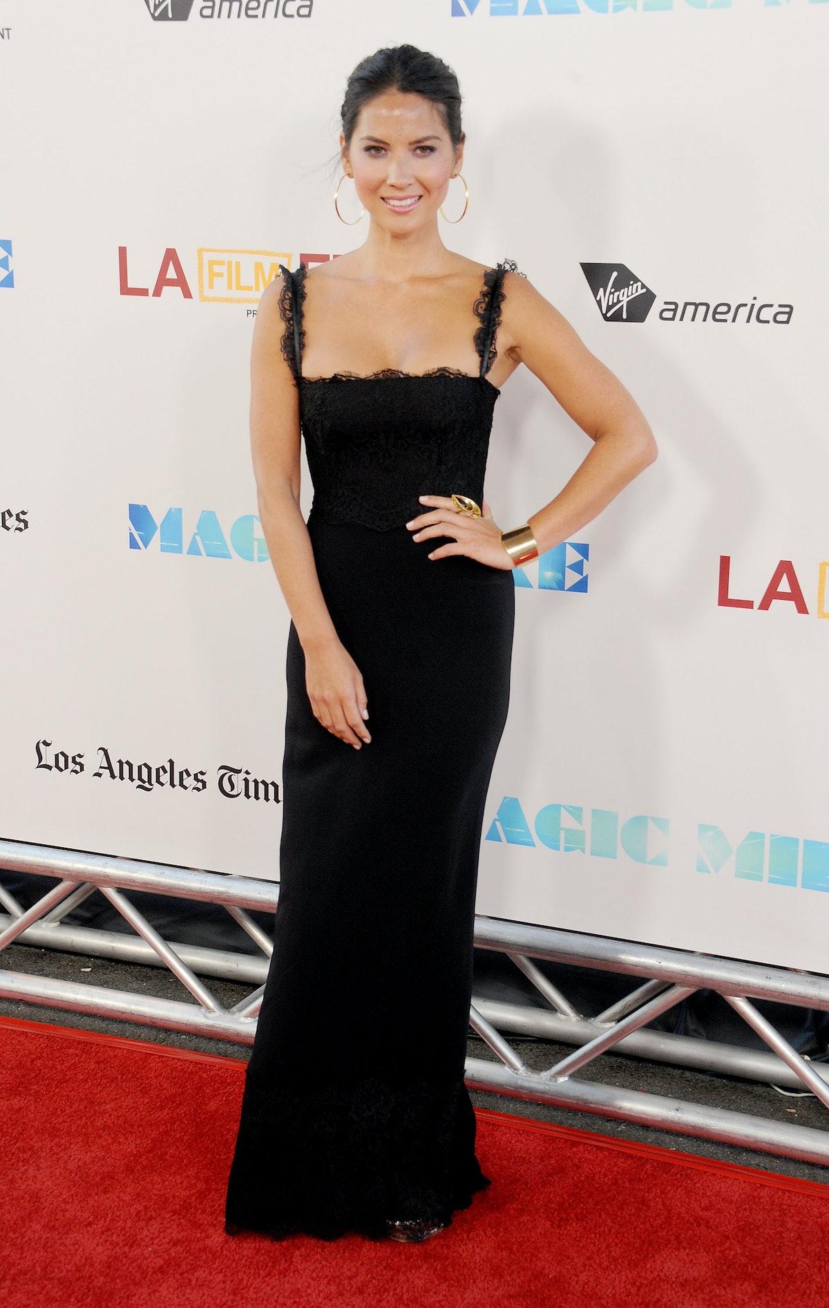"2012 Los Angeles Film Festival - Closing Night Gala Premiere ""Magic Mike"" - Arrivals"
