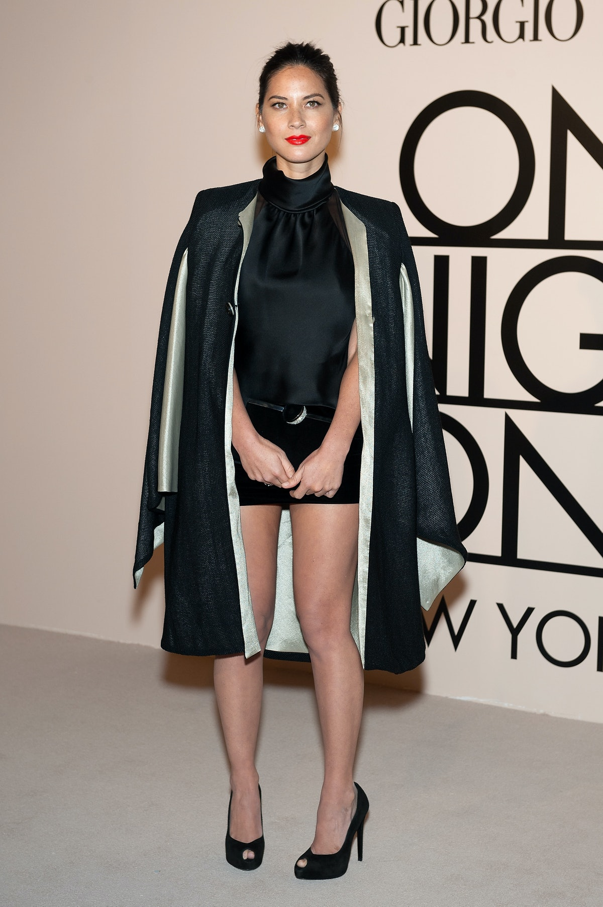 Armani - One Night Only New York - Arrivals