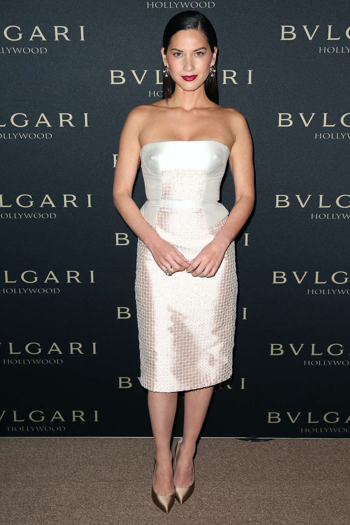 """BVLGARI """"Decades Of Glamour"""" Oscar Party Hosted By Naomi Watts - Arrivals"""
