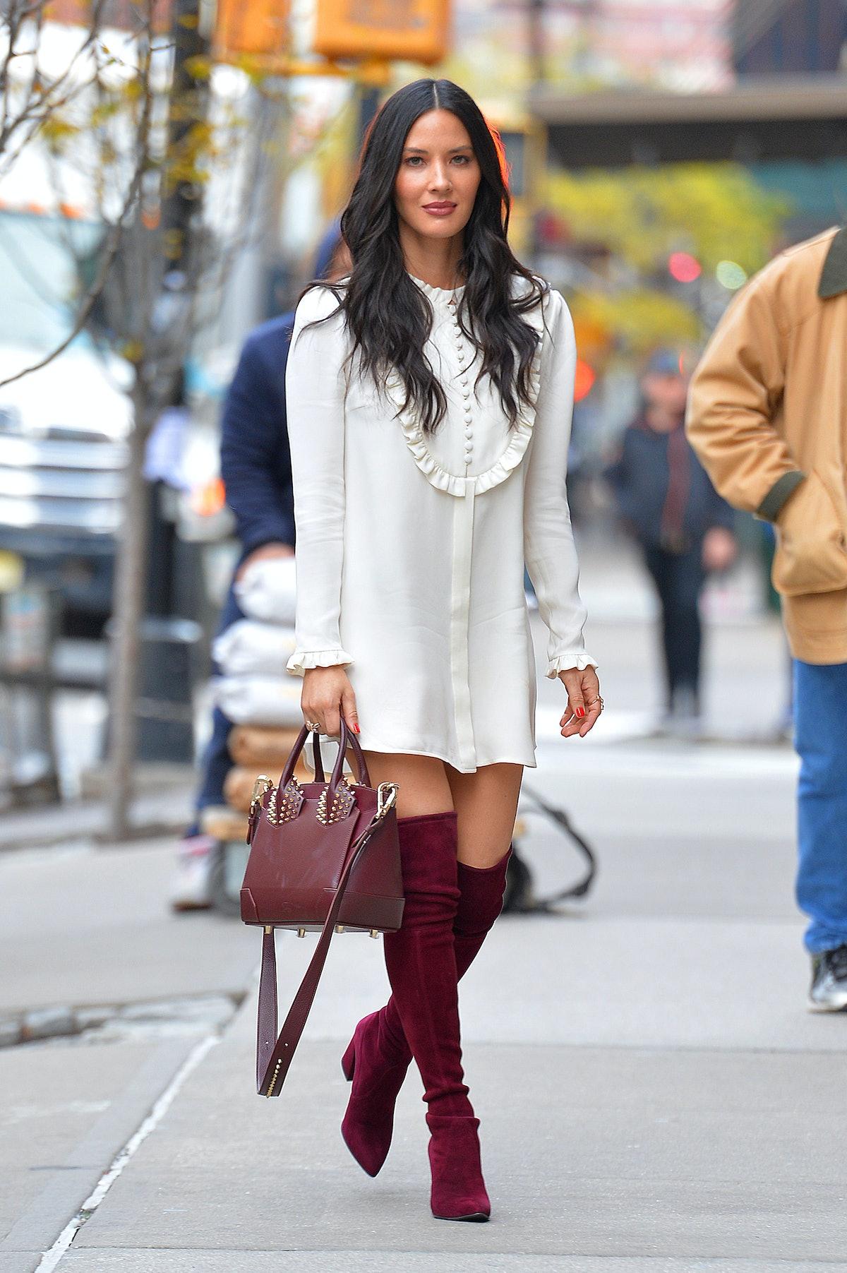 BuzzFoto Celebrity Sightings In New York Ð  December 06, 2016