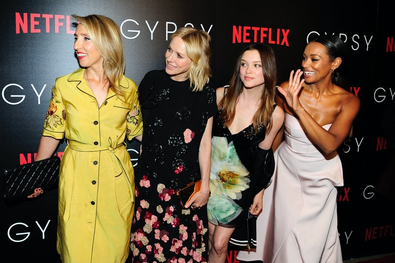 "Netflix hosts a special screening of ""Gypsy"""