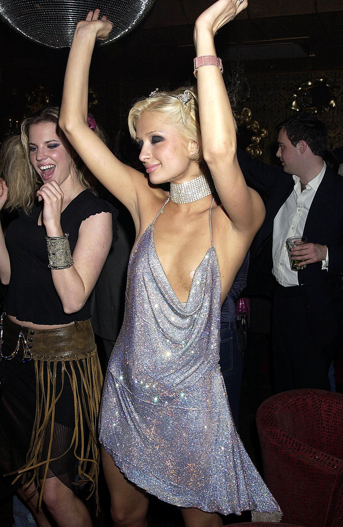 Paris Hilton's Party At Stork Rooms