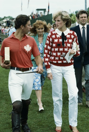 Polo At Windsor
