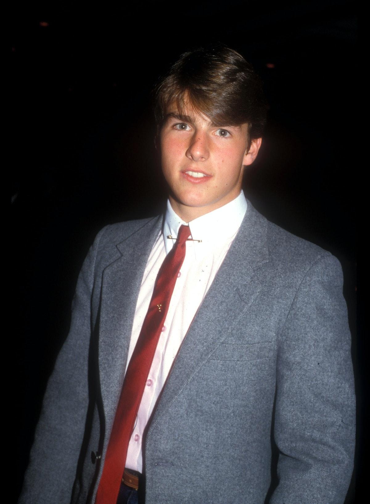 Tom Cruise File Photo