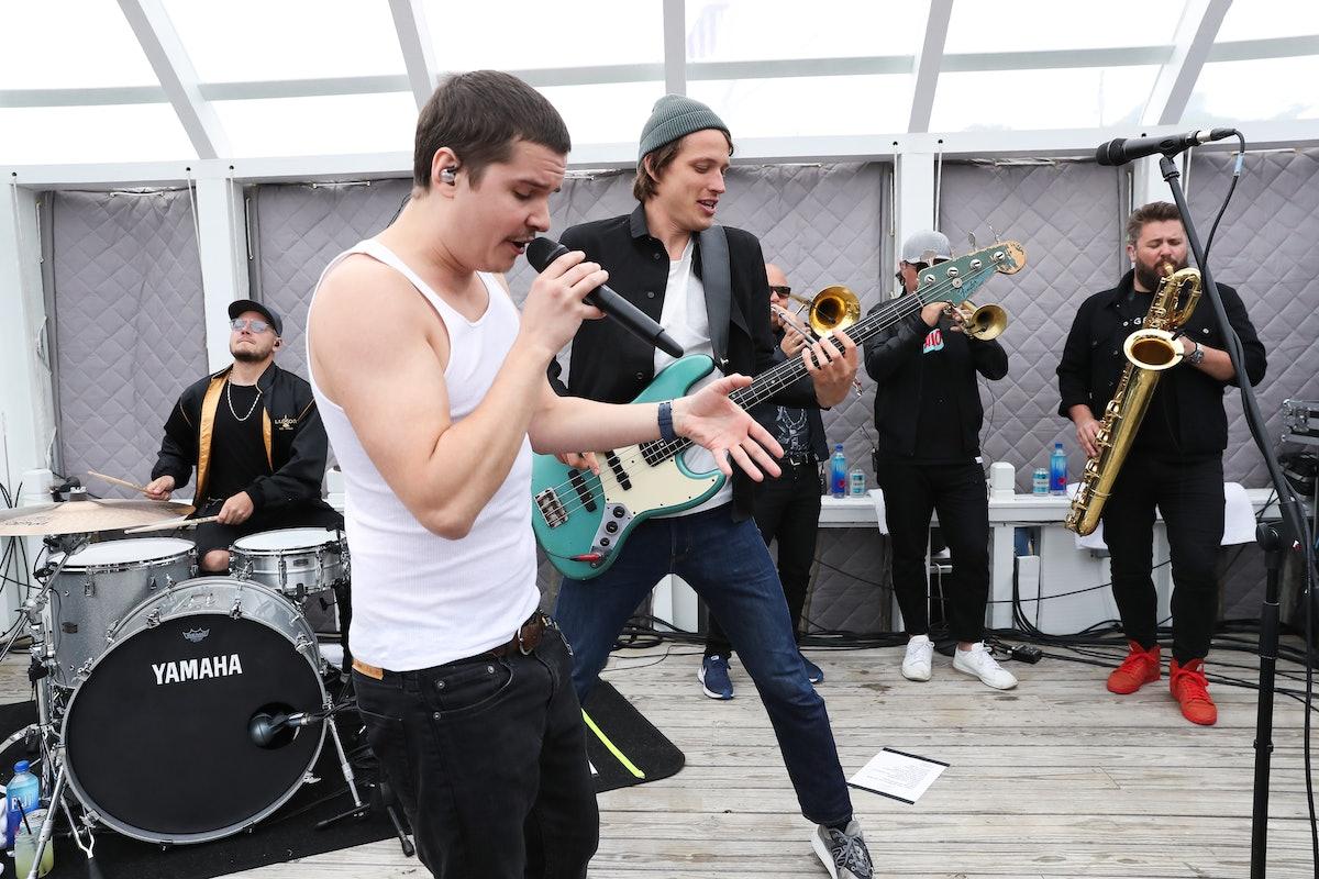 Lukas Grahm band