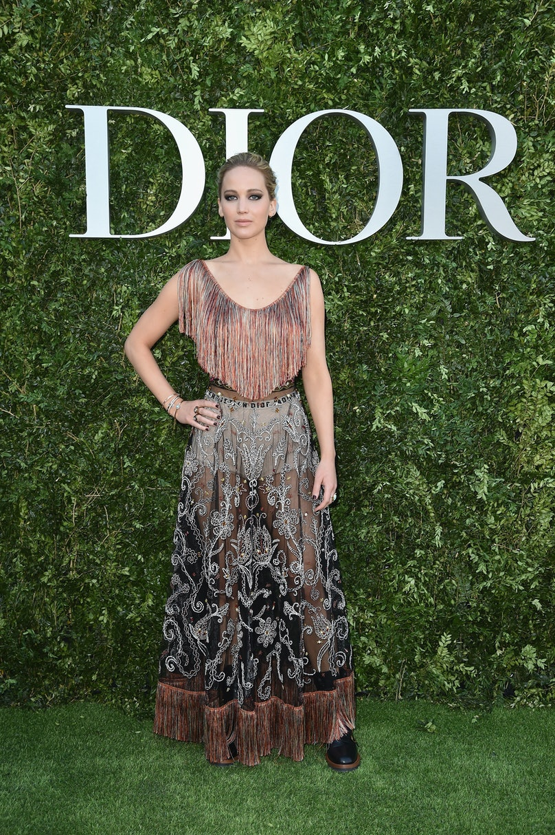 Christian Dior Celebrates 70 Years of Creation - Exhibition At Musee des Arts Decoratifs - Photocall