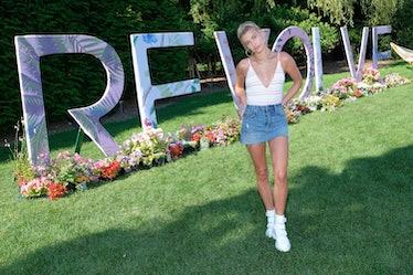 #REVOLVEintheHamptons Kicks Off 4th Of July With Moet & Chandon