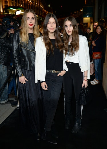 Karl Lagerfeld Store Opening - Arrivals