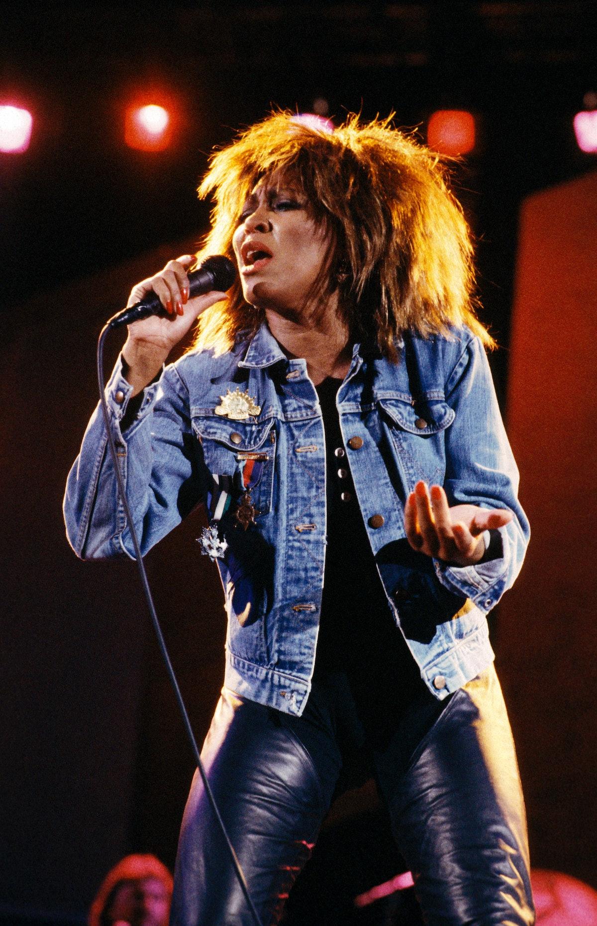 Photo of Tina TURNER