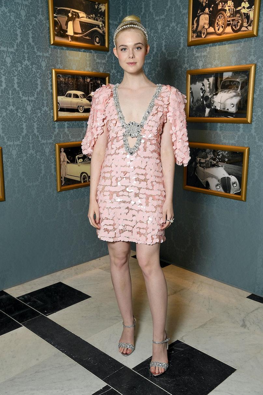 Miu Miu Cruise Collection Show : Photocall - Paris Fashion Week