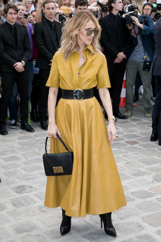 Christian Dior : Outside Arrivals - Paris Fashion Week - Haute Couture Fall/Winter 2017-2018